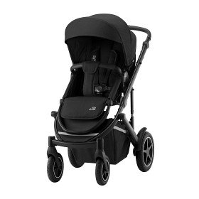 Britax smile III recension bästa duovagnen